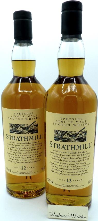 Strathmill 12 Jahre Flora & Fauna