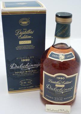 Dalwhinnie Distiller`s Edition Oloroso-Sherry-Cask