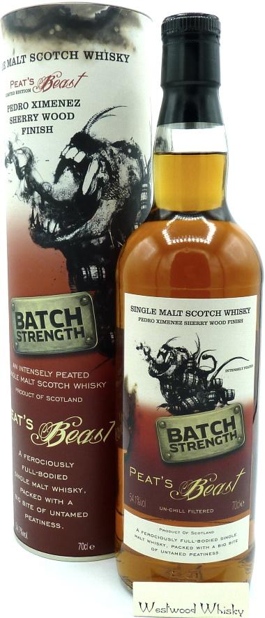 Peat´s Beast Batch Strength