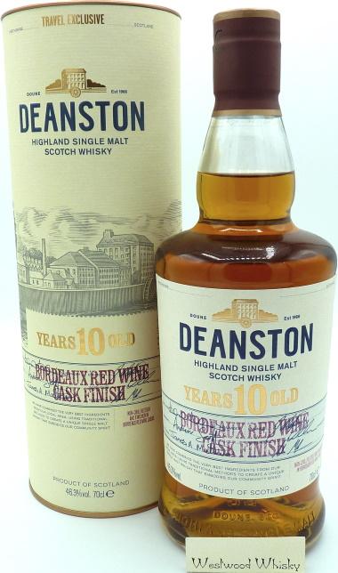 Deanston 10 Jahre