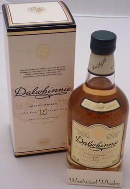 Dalwhinnie 15 Jahre 0,2 l
