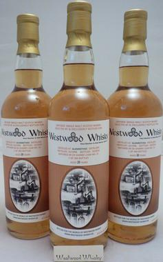 Glenrothes 20 Jahre Westwood Whisky Abfüllung 1996/2016