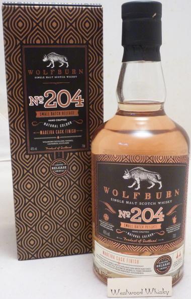 Wolfburn Batch 204