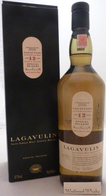 Lagavulin 12 Jahre Special Release 2005