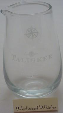 Talisker Glaskrug