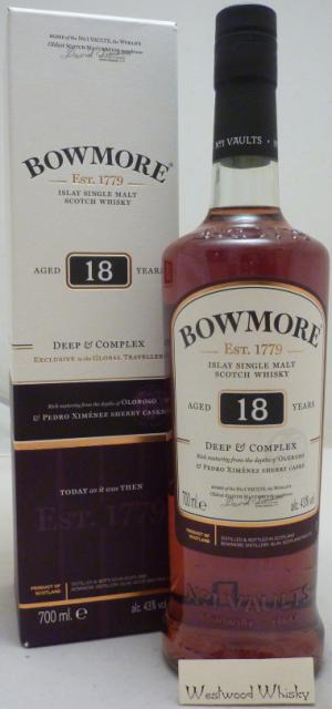 Bowmore 18 Jahre Deep & Complex