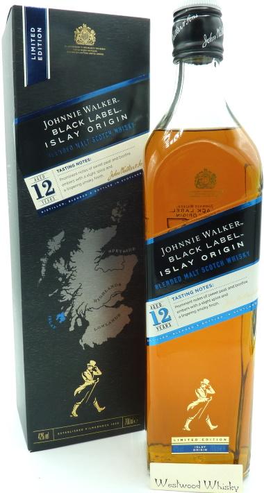 Johnnie Walker 12 Jahre Islay Origin