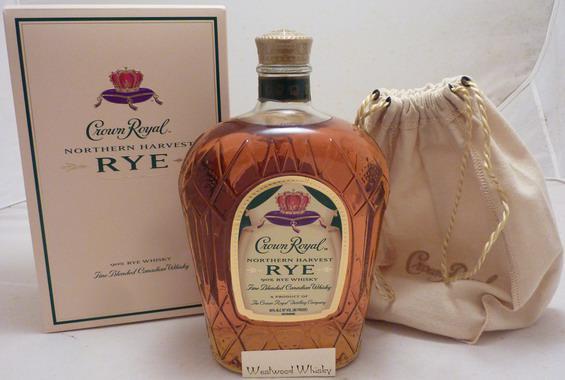 Crown Royal Northern Harvest Rye 1,0 l