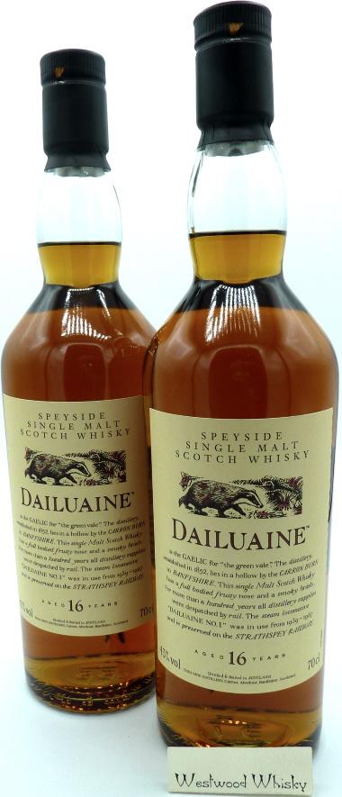 Dailuaine 16 Jahre Flora & Fauna