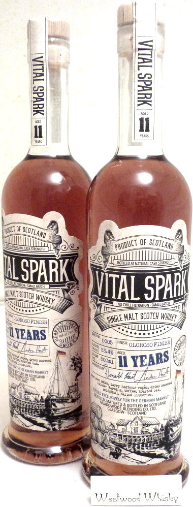 Vital Spark 11 Jahre 0,5 l