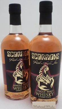 Mackmyra Scorpions Rock´n Roll Star Cherry Cask