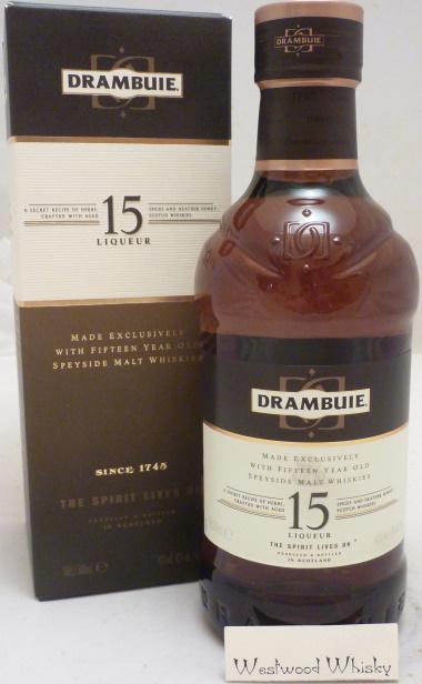 Drambuie 15 Jahre 0,5 l