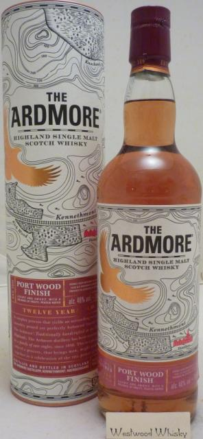 Ardmore 12 Jahre Port Wood Finish