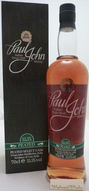Paul John Select Peated